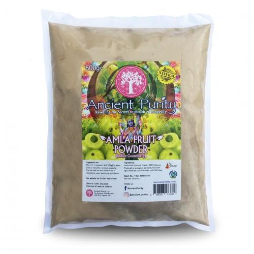 Amla Fruit Powder (Vitamin A,B,C,E,K) 500g