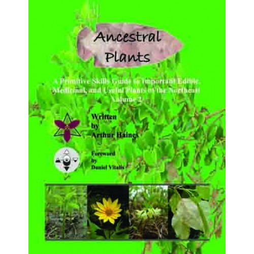 Vol II of Ancestral Plants (Book) Arthur Haines