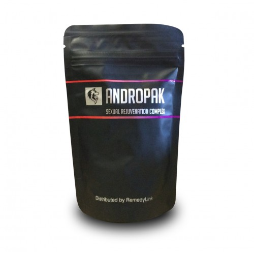 Andropak (Sexual Rejuvenation Complex) 90 Caps