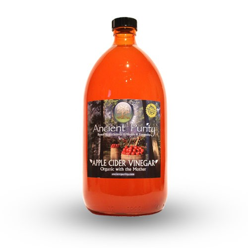 Apple Cider Vinegar - 500ml (with The Mother unpasteurised)