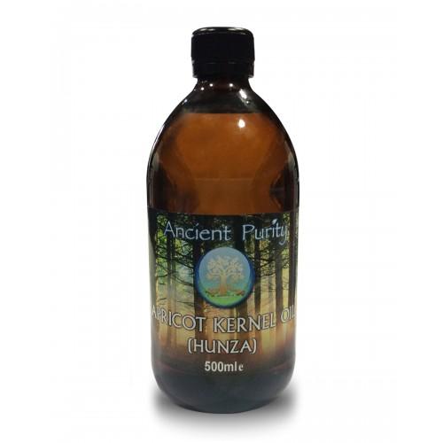 Hunza Apricot Kernel Oil - 500ml
