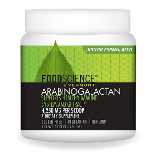 Arabinogalactan - 100g - FoodScience of Vermont