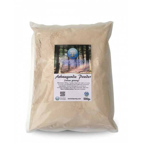 Ashwaganda Powder (Indian Ginseng) - 500g