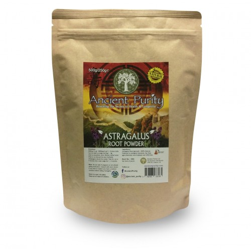 Astragalus Root Powder (Longevity/Adaptogen) 250/500g