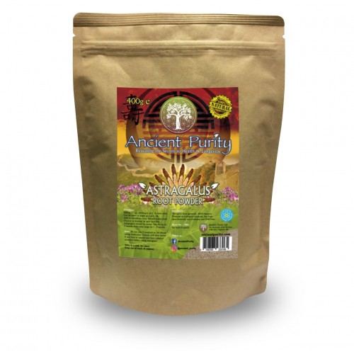 Astragalus Root Powder (Longevity/Adaptogen) 400g