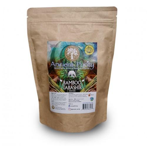 Bamboo Tabashir Extract (Highest Strength Silica) 250/500g