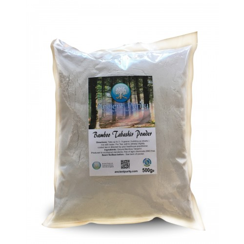 Bamboo Tabashir 250/500g (Natural High Strength Silica)