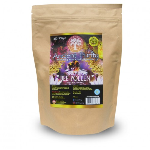 Bee Pollen (Polyfloral Raw) 250/500g