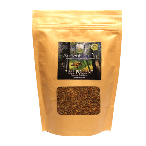 Bee Pollen - 500g (Polyfloral Raw)