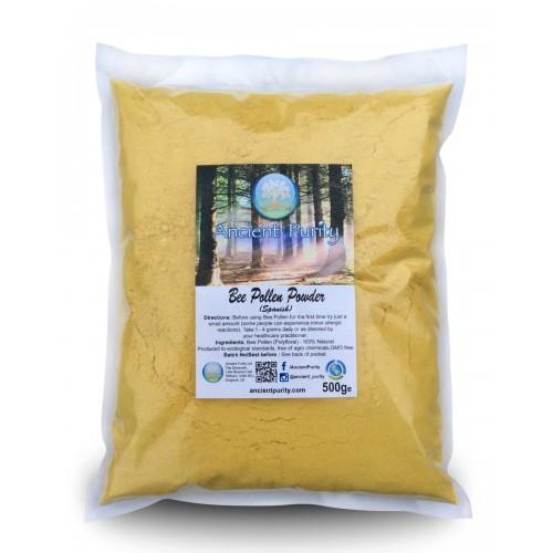 Bee Pollen - Ground Powder (Spanish)
