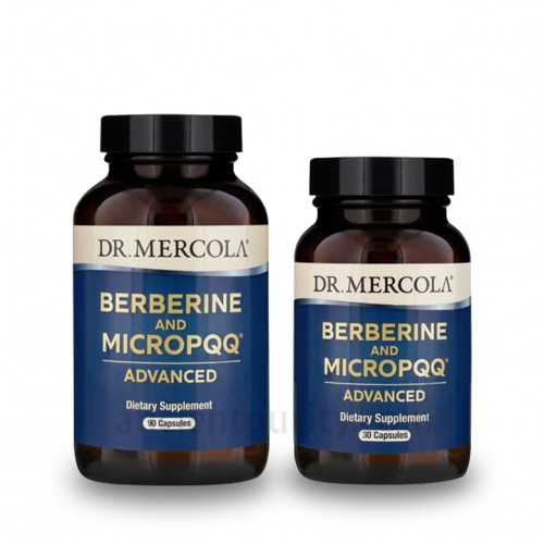 Berberine & MicroPQQ Advanced
