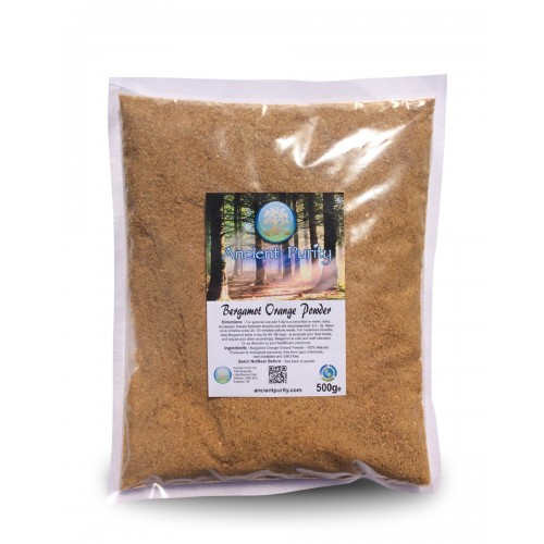 Bergamot Orange Powder - 500g