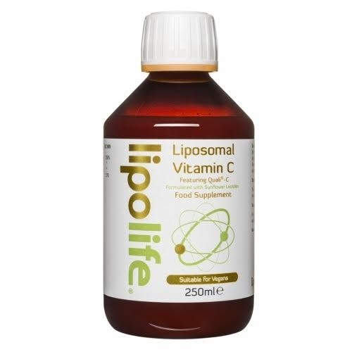 "Liposomal Vitamin C ""Quali C"" 250ml (Instant High Dose)"