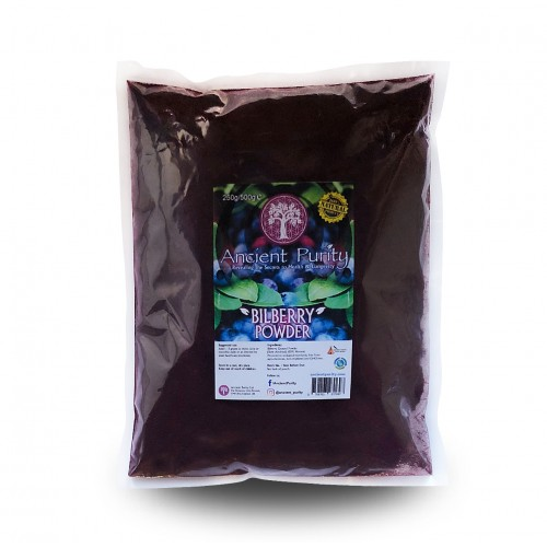 Bilberry Powder (Anthocyanins) 250/500g