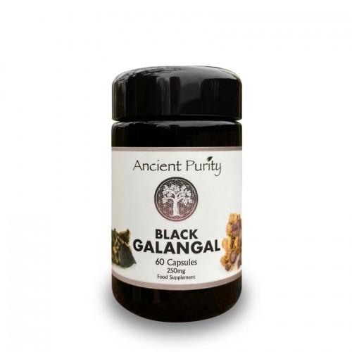 Black Galangal