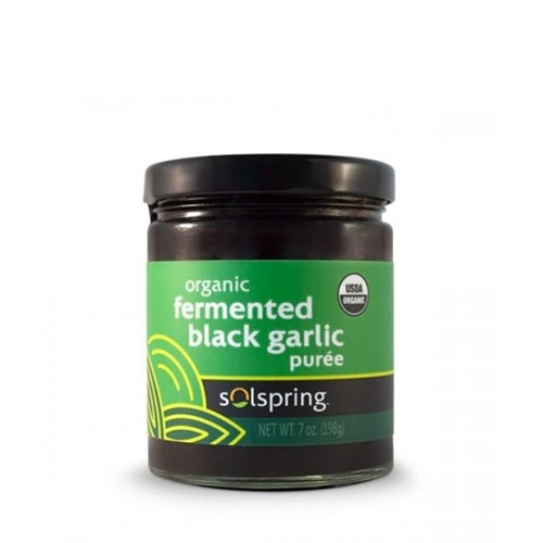 Garlic (Black) Puree