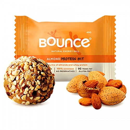 Almond & Whey Ball - 49g Protein Hit (Bounce)