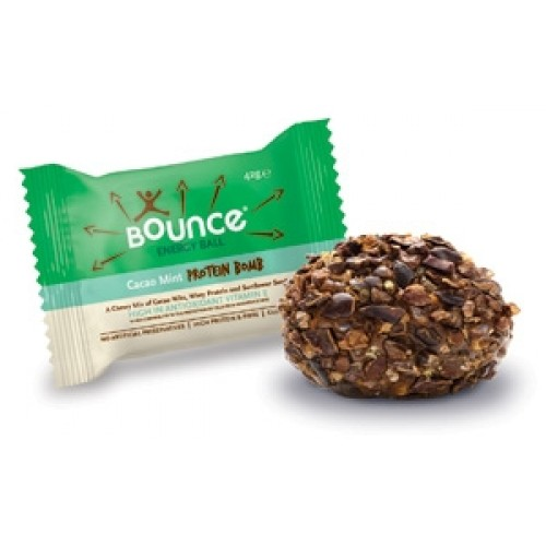 Cacao Mint Ball (Bounce) Protein Bomb - 42g