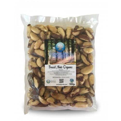 Brazil Nuts Organic - 500g