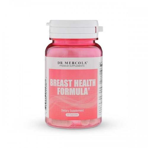 Breast Health Formula - 30 Capsules (Dr Mercola)