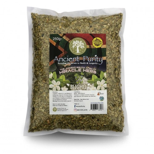 Buchu (South African Miracle Herb) 250g