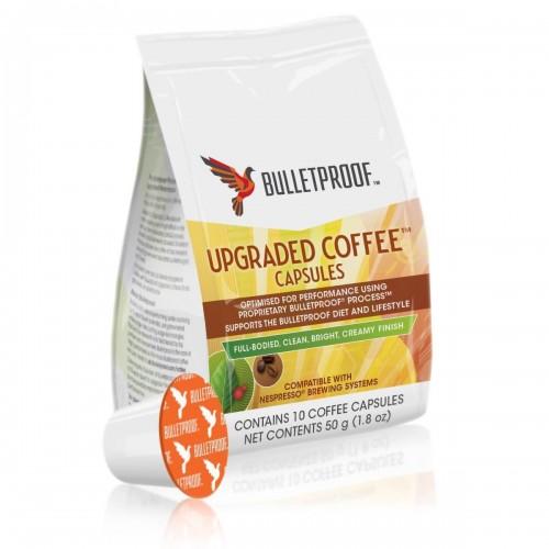 Bulletproof Coffee - 10 Coffee Capsules (Net.50g)