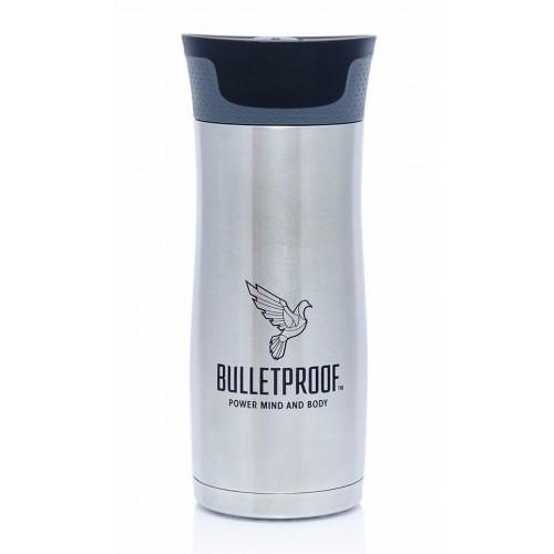Bulletproof Travel Mug (Stainless Steel)