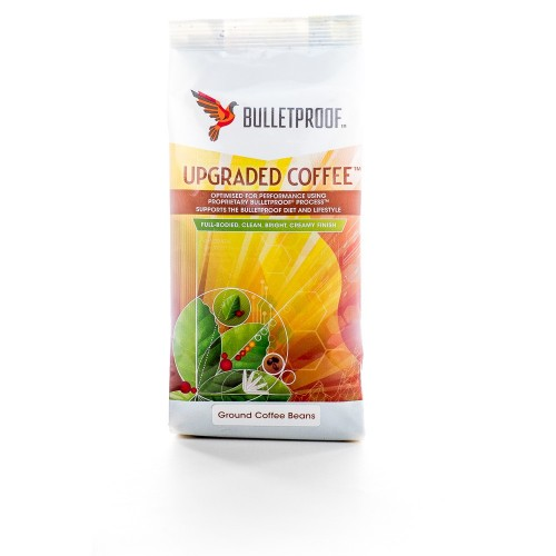Bulletproof Coffee - Ground Upgraded - 250g Bag