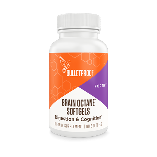 Brain Octane - 60 softgels (Bulletproof)
