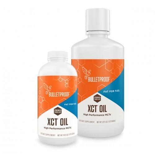 Bulletproof XCT Oil 473 / 946ml