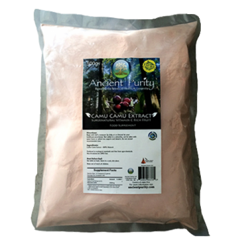 Camu Camu *Extract Organic - 250/500g (Fruit Vitamin C)