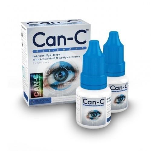 Can-C™ Eye-Drops (Anti-Cataract) 2x5ml