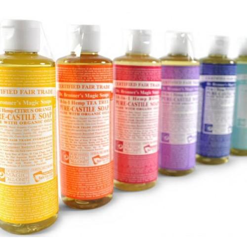 Castile Soap (Organic) Dr Bronner - 237ml