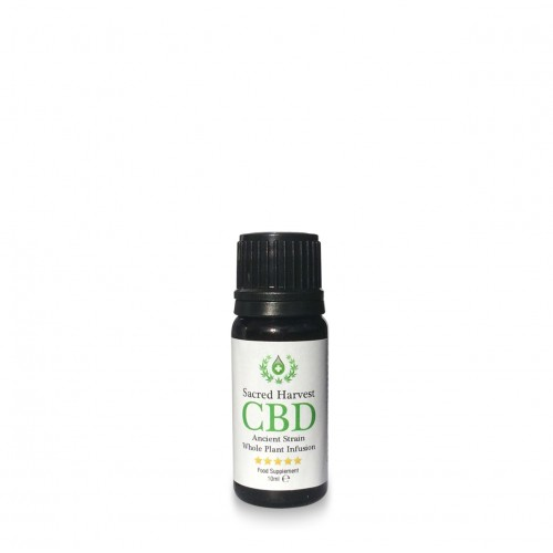 Whole Hemp Plant Infusion (CBD) 10ml