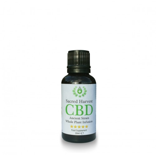 CBD Whole Plant Infusion (55% CBD) 30ml