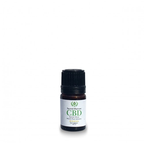 Whole Hemp Plant Infusion (CBD) 5ml
