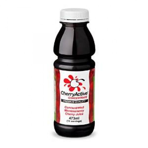 Cherry Active Concentrate - 473ml (Montmorency Cherry Juice)