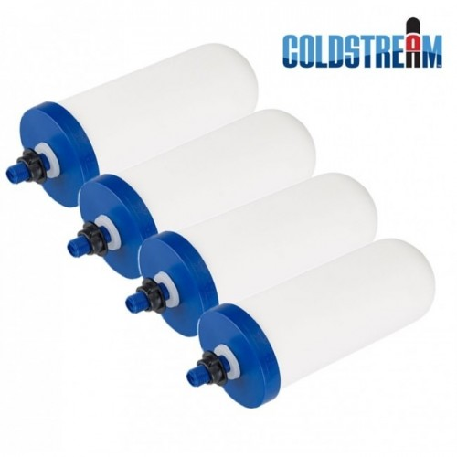 Gravity Water Filters (Pack of 4) Coldstream