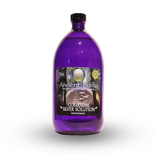Colloidal Silver - 500ml (High Stability)