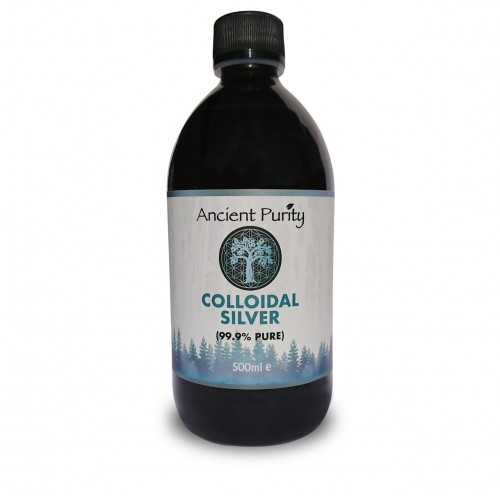 Colloidal Silver (High Stability) 500ml