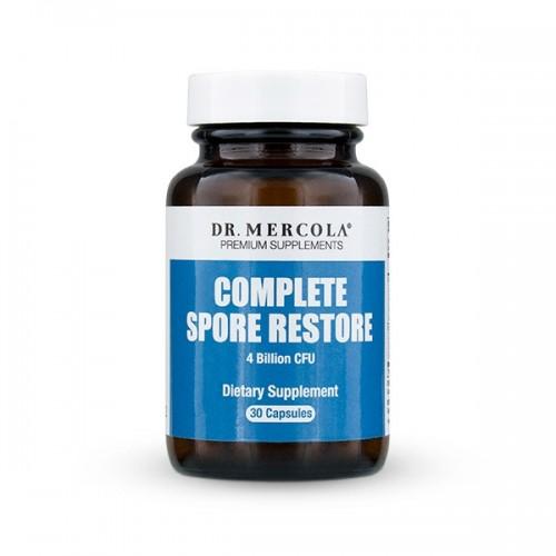 Spore Restore (Soil Probiotics) Dr Mercola - 30 Caps