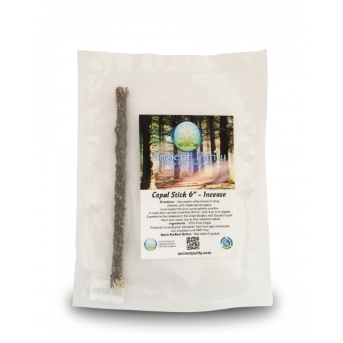 "Copal Stick 6"" Incense - Relaxation/Meditation"
