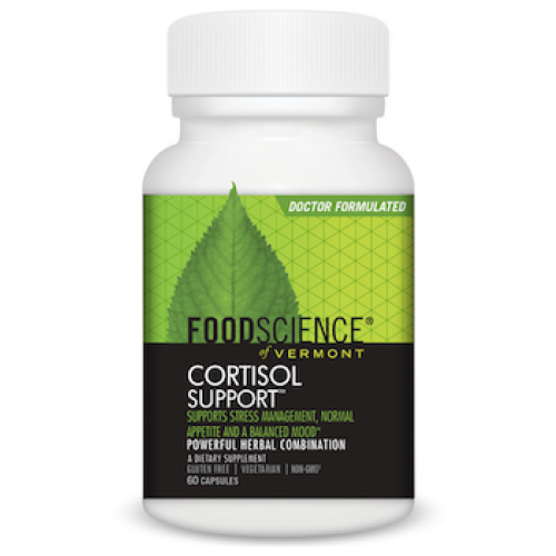 Cortisol Support (Relora / Bacopa) 60 Caps - FoodScience