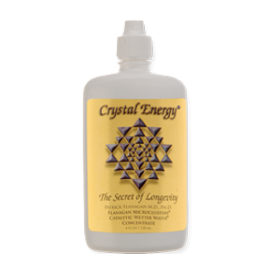 Crystal Energy - 120ml (Hunza Water / Dr Patrick Flannagan)