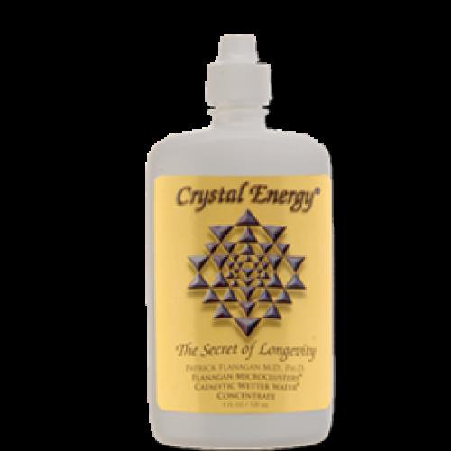 Crystal Energy - 120ml (Hunza Water / Dr Patrick Flannagan)