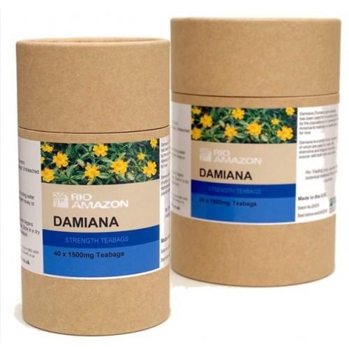 Damiana Teabags 40/90 (Mayan Aphrodisiac)