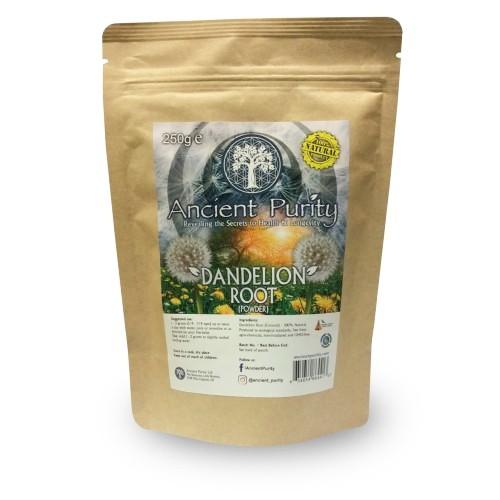 Dandelion Root Powder (Vit A, C, D, K) 250/400g
