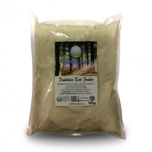 Dandelion Root Powder (Vit A, C, D, K) 250/500g