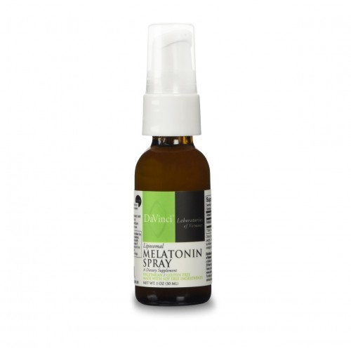 Liposomal Melatonin (Sleep/Jet Lag/Mood) 30ml