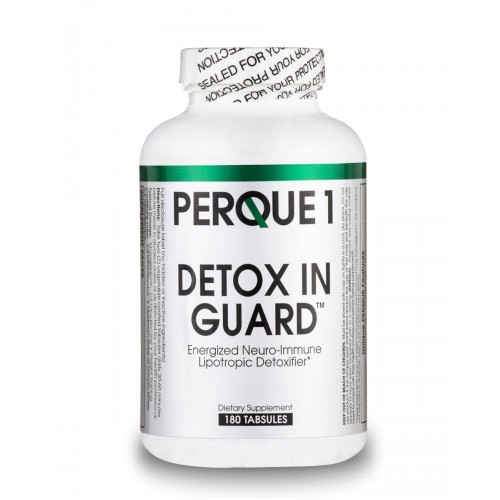 Detox IN Guard™ Perque (180 Tabs) Expired